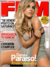 Amaia Salamanca en FHM