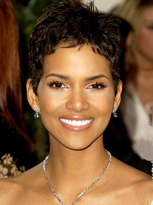 Halle Berry Hairstyles Short Hair