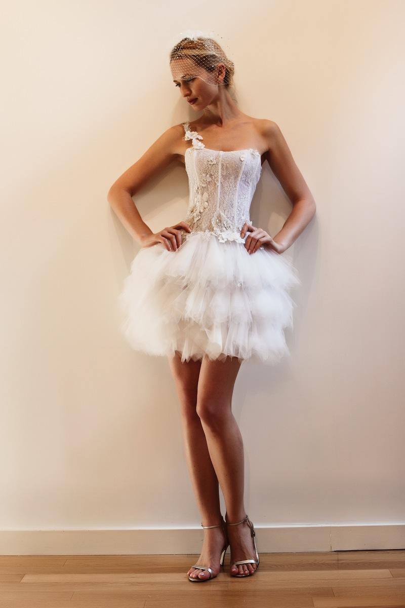 Wählen Kurze Brautkleider - Beste Brautkleide
