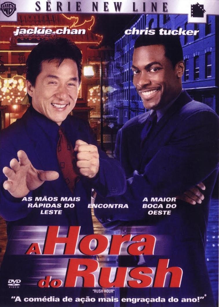 A Hora do Rush – Dublado (1998)