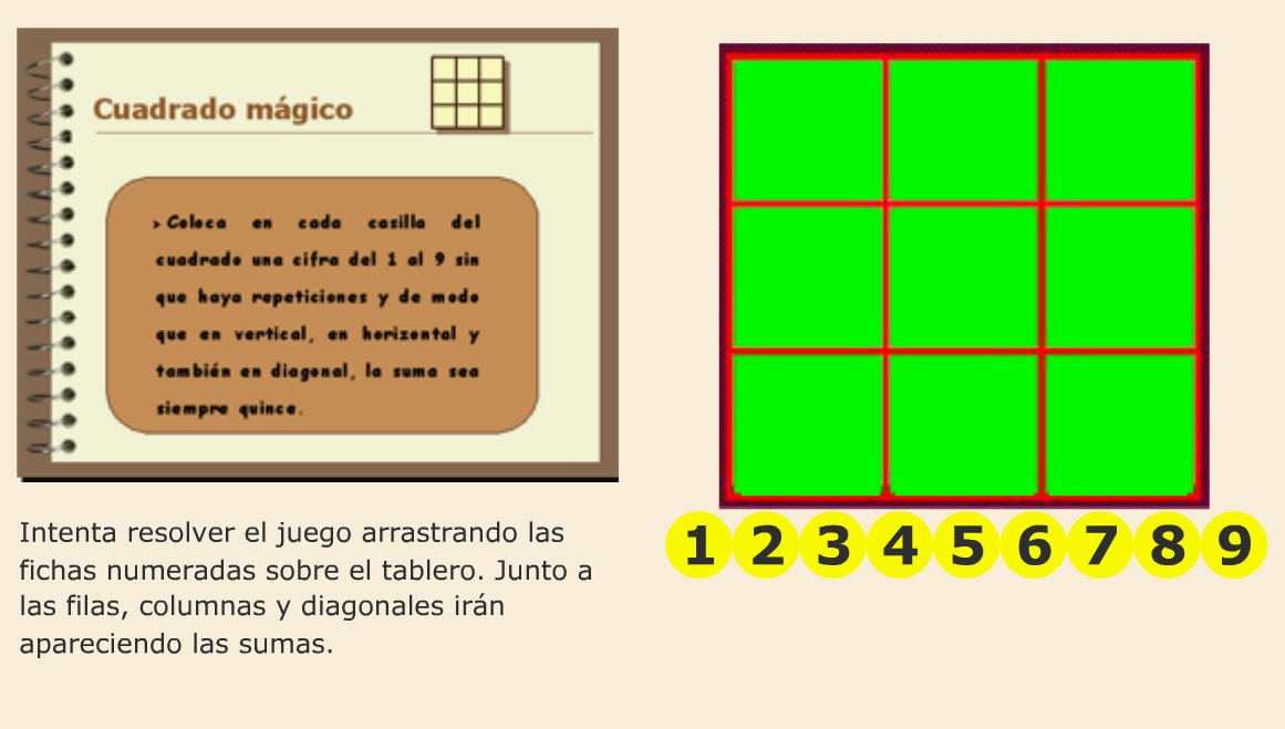 http://www.juntadeandalucia.es/averroes/~cepco3/escuelatic2.0/MATERIAL/FLASH/Matem%C3%A1ticas/El%20Cuadrado%20M%C3%A1gico.swf