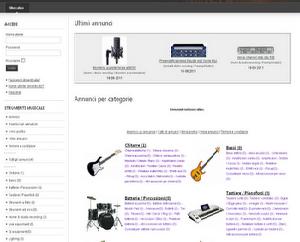Iscrivetevi nel Mercatino per i musicisti con strumenti musicali usati