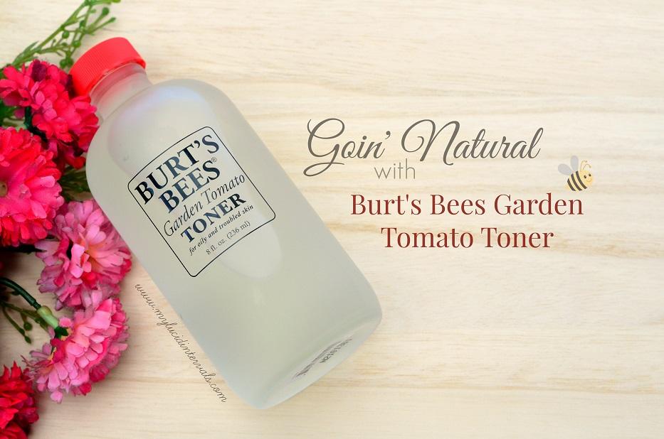 Burts Bees Garden Tomato Toner