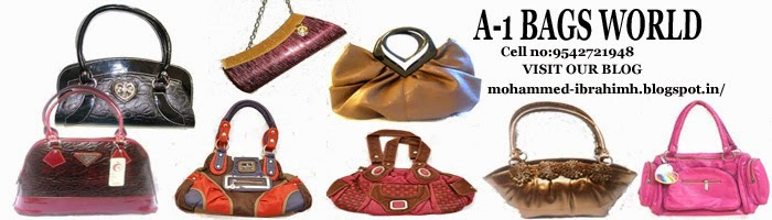 Luggage Bag - Travelling and School Leather Bags In Hyderabad