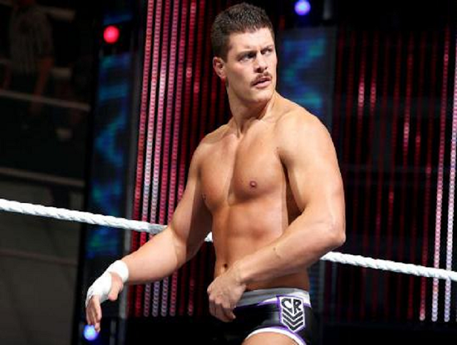 Cody Rhodes Hd Free Wallpapers