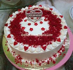 HANTARAN - RED VALVET CAKE