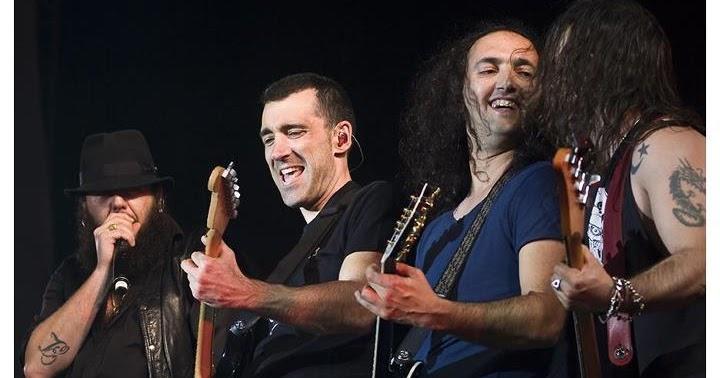 Zeppelin rock marea canaleros nuevo videoclip nuevas for En mi hambre mando yo
