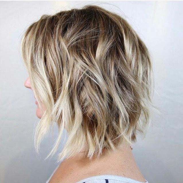 imagem referencia do cabelo loiro desejado
