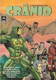 CRÂNIO N°3 (Universo Editora)