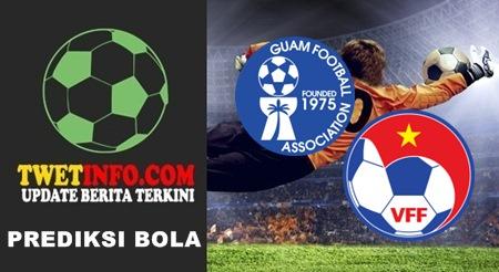 Prediksi Guam U16 vs Vietnam U16, AFC U16 18-09-2015