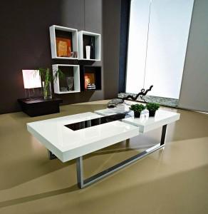 la mesa de centro en su sala no slo debe tener la funcin de sostener objetos sino tambin decorar y el resto del saln por ello se debe