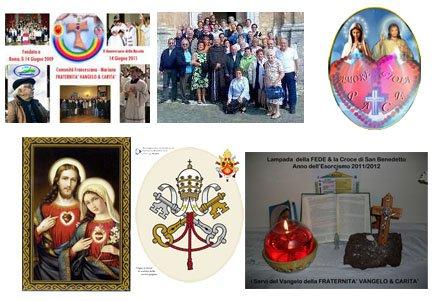 Roma, lì 14 Giugno 2009 - Nascita del Gruppo di Preghiera