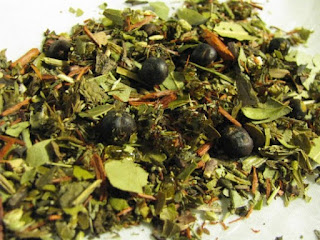 "... Divination"" herbal blend of Rosarium Blends - Magical Recipes Online"