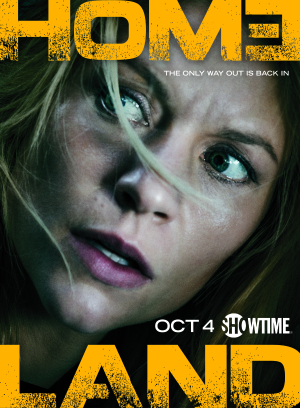 Assistir Homeland 5x12 - A False Glimmer Online