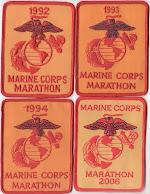 Marine Corps Marathon 1992 1993 1994 2006