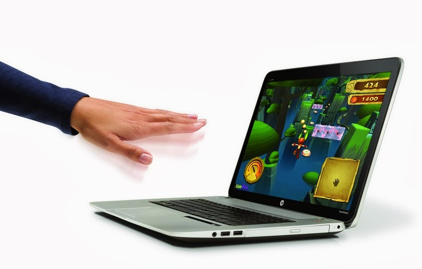 HP Envy 17 Leap Motion Special Edition