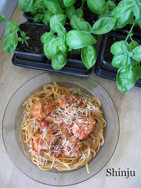 Spaghetti Zakochany Kundel