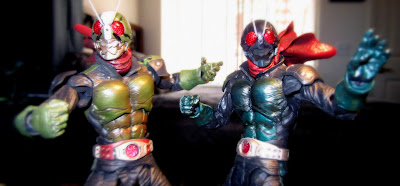 Bandai SIC Kamen Rider The Second Ichigo & Nigo