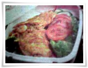 Omelet Nasi