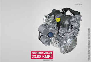 Renault Pulse engine