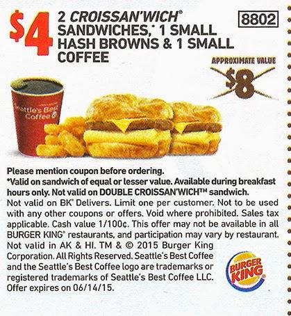 Burger king 2019 coupons