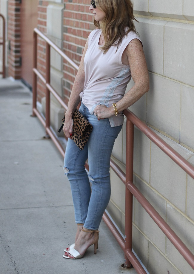 jbrand light wash jeans