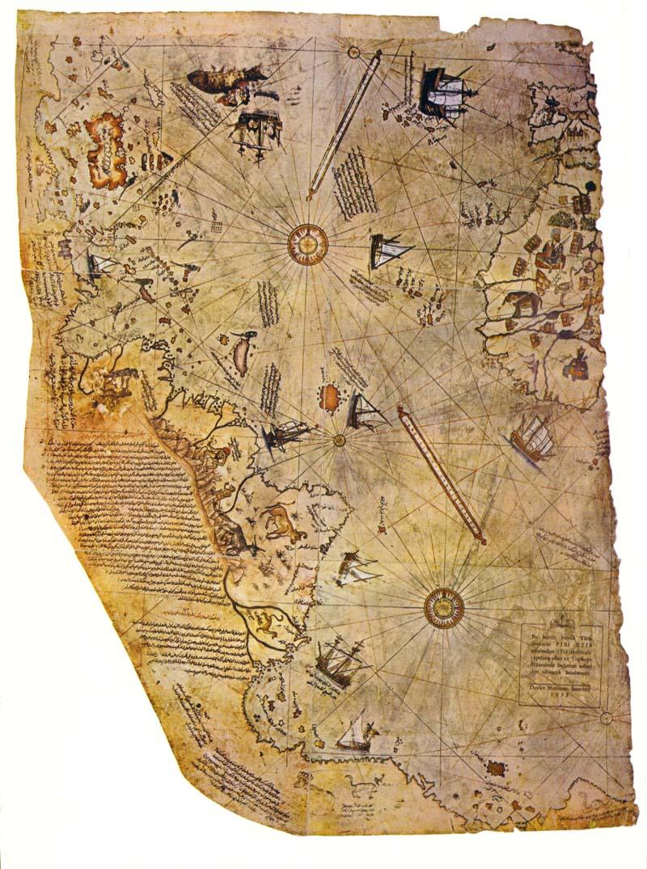 Piri Reis map unsolved weird news