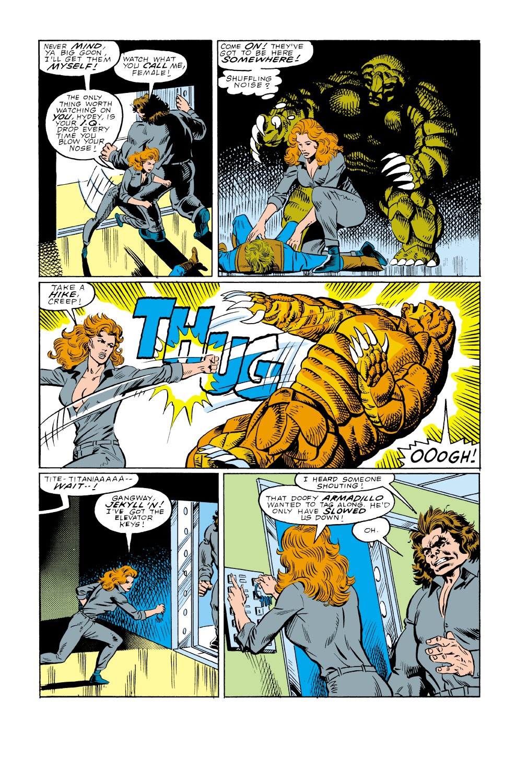Captain America (1968) Issue #340 #270 - English 8
