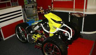Modifikasi Honda Beat Terbaru 2013