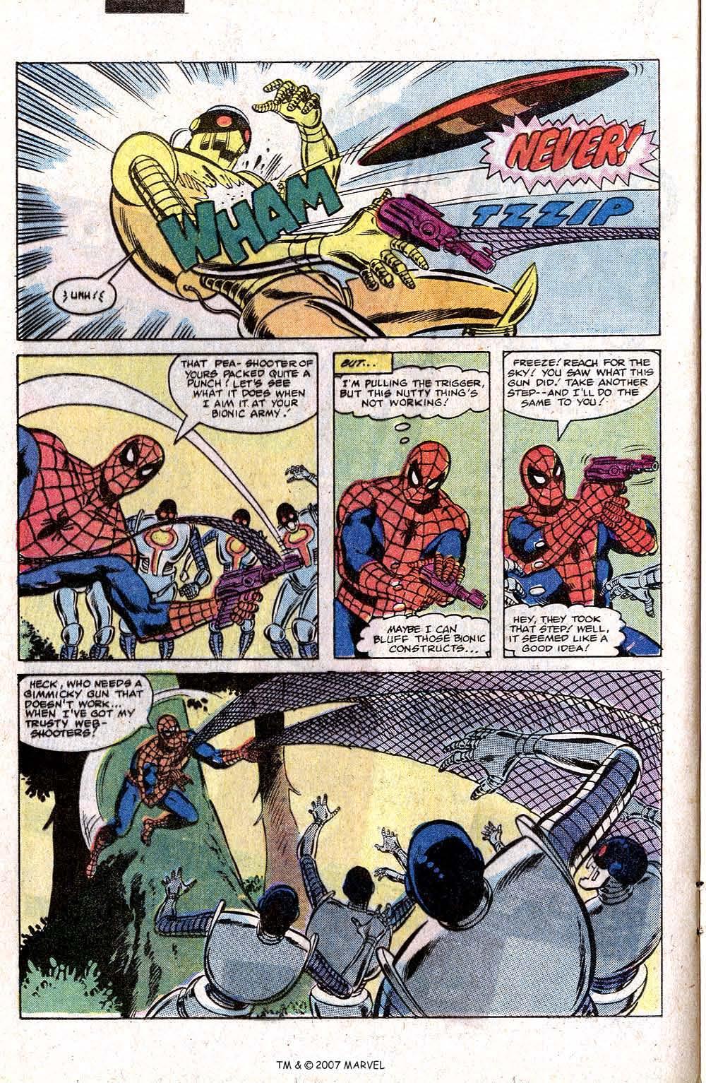 Captain America (1968) Issue #266 #181 - English 24
