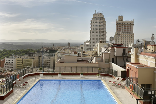 piscinas en el cielo de madrid pools in the sky of