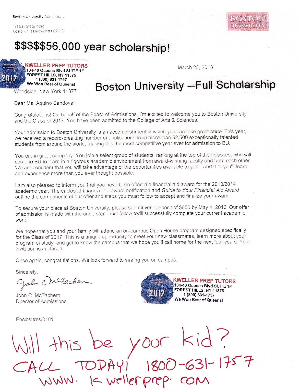 bu essay Boston university's most prestigious merit-based award recognizes students who show outstanding academic and leadership abilities students from the united states and around the world are nominated by secondary school principals and headmasters those considered for the trustee scholarship rank in.