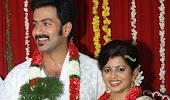 Prithviraj supriya menon marriage photos