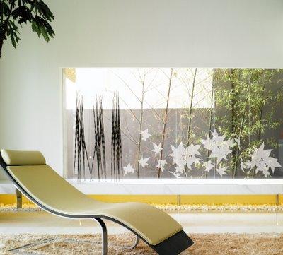 Marzua decorar cristales de ventanas - Cristales para paredes ...