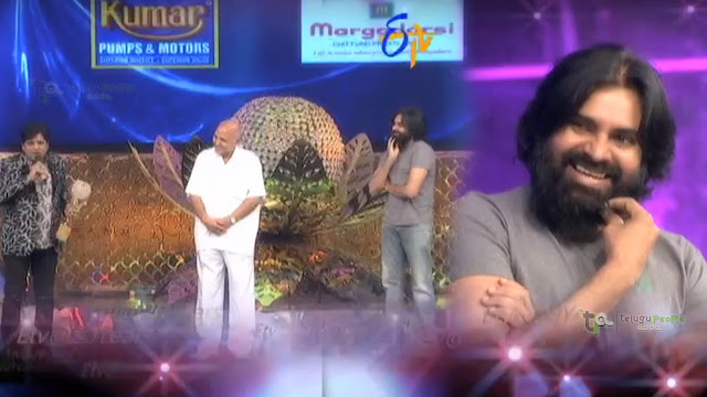Ali Sings a Song on Pawan kalyan Latest Video at Etv 20 Years Celebrations