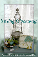 My Spring Giveaway