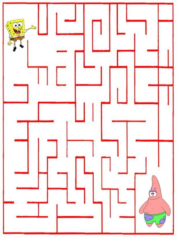 Juegos De Laberintos Para Ninos