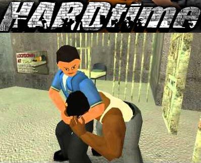 تحميل لعبة المصارعة فى السجن Hard Time