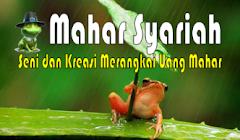 MAHAR SYARIAH