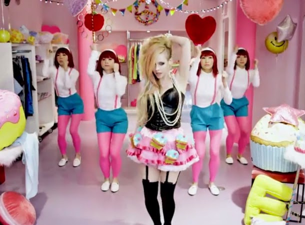 Hello Kitty by Avril Lavigne