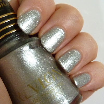 Revlon Diamonds Are Forever Nail Polish Swatch