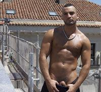 Abraham Al Malek, Gay, Porn