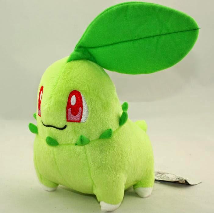 Peluche Chikorita Pokemon
