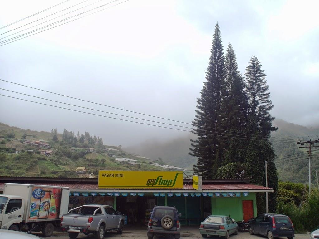 Kundasang Kaki Gunung Kinabalu SABAH