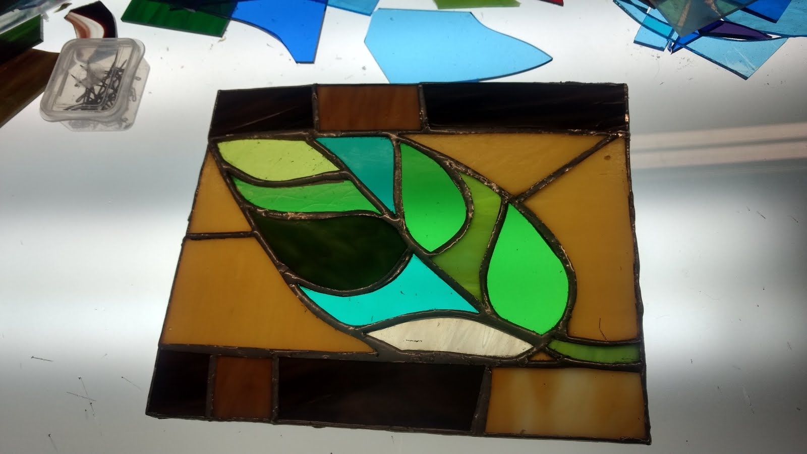 Beginning Stained Glass Workshop In Monroe