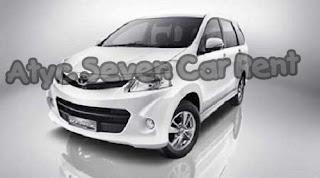 Sewa Mobil Avanza atau Xenia di Bandung