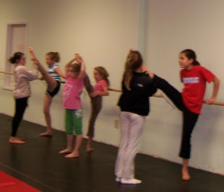 charlotte dance classes 5th graders