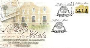 2012. Exposició filatèlica a Alella