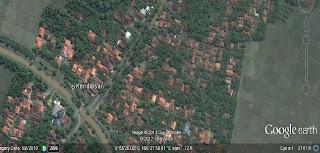 Peta Desa Kendalsari