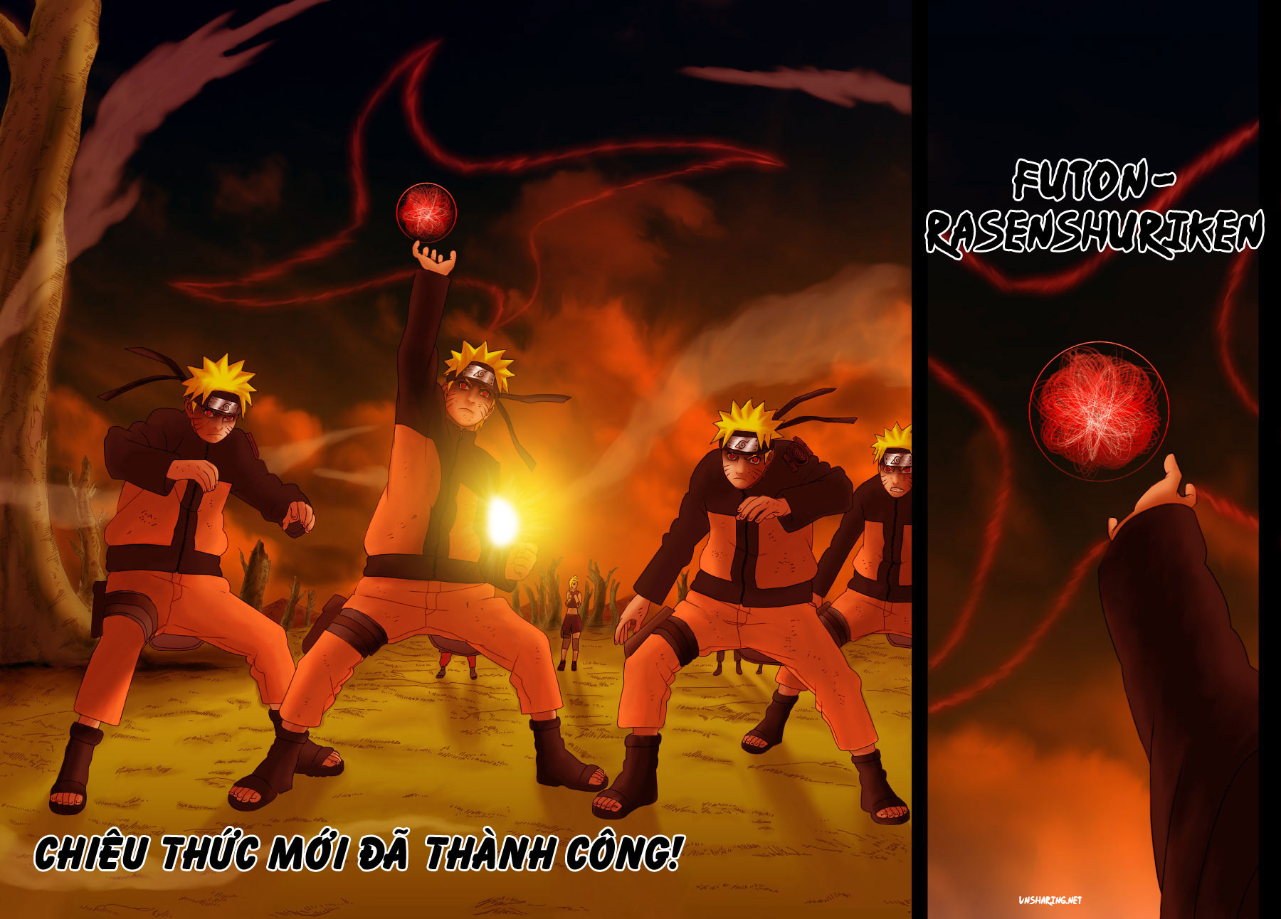 Naruto chap 340 Trang 2 - Mangak.info